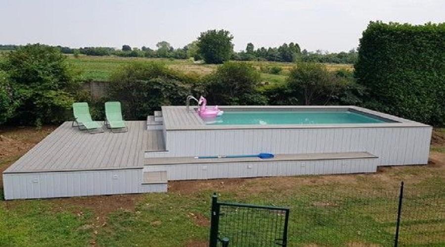 Vacanze: chi preferisce le piscine fuori terra e chi quelle interrate