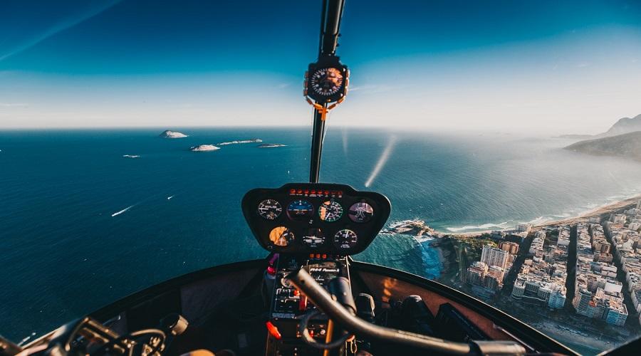 Tour in elicottero, ammira le bellezze campane da una vista privilegiata